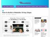 How to Build a Website: 10 Key Steps