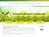 composting Machine, Organic waste converter supplier in pune, India