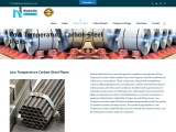 Low Temperature Carbon Steel Pipes Manufacturer Is Here