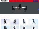 Modern Office Chairs at 50% OFF – Limited Period Offer at NASCO Furniture