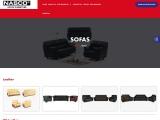 Office Sofas | Leather Sofas | PU Leather Office Sofas – NASCO Furniture