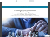 Increase Online Presence With Right Digital Marketing Strategy