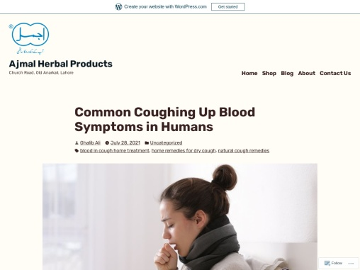 Cough Treatment – Home Remedies for Blood in Cough