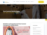 Pest Control Wattle Bank – Same Day inspection Service
