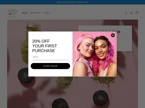 NatureGlitz - Bioglitzer
