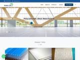 Polycarbonate Sheets, Crystal Troughed Sheet in Kochi Kerala
