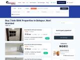 1 BHK Flats for Sale in Belapur, Navi Mumbai
