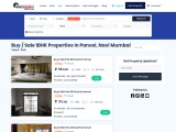 1 BHK Flats for Sale in Panvel, Navi Mumbai
