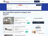 2 BHK Flats for Sale in Belapur, Navi Mumbai