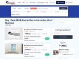 2 BHK Flats for Sale in Kamothe, Navi Mumbai
