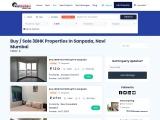 3 BHK Flats for Sale in Sanpada, Navi Mumbai