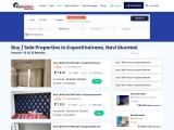 Sale Flats, Properties In KoparKhairane