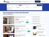 Properties, Flats for Rent in Airoli