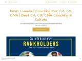 CA Inter Pendrive Classes in Kolkata | Navin Classes | Call NOW — 9875523445