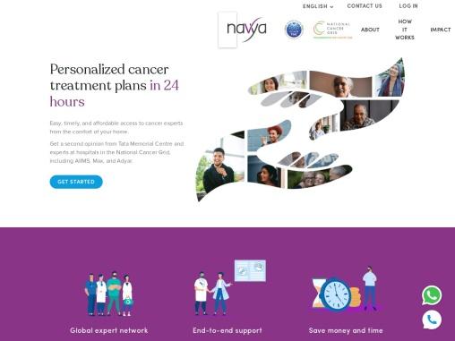 Navya | Tata Memorial Centre | Cancer Treatment Opinion
