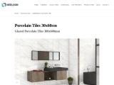Glazed Porcelain Tiles 30x60cm / 300x600mm – Neelson Tiles