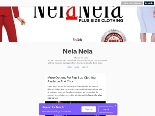 More Options For Plus Size Clothing Available At A Click