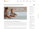 Captivating Kids to Read: Step-By-Step Guide