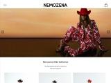 Luxury Reversible Womenswear – Nemozena