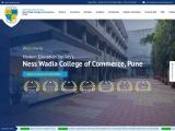 Ness Wadia College of Commerce | Modern Education Society | Ness Nusli Wadia