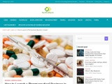 How to Launch a Pharmaceutical Business in Dubai?