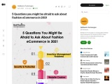 5 Questions you might be afraid to ask about Fashion eCommerce in 2021
