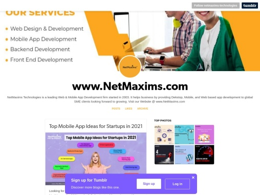 Top Mobile App Ideas for Startups in 2021 | NetMaxims