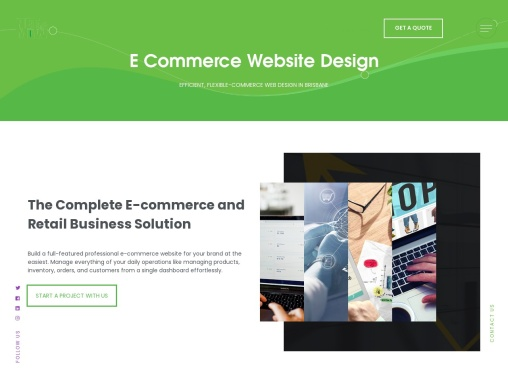What is the best ecommerce solution?