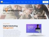 Leading Digital Marketing Management Company India
