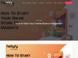 How to Start Your Online Store on Magento?