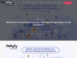 What eCommerce platforms are the best for growing a small business?