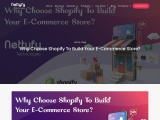 Why Choose Shopify To Build Your E-Commerce Store?