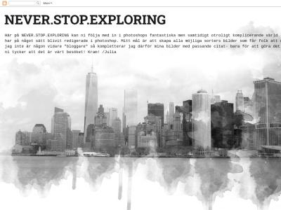 neverstopexploriing.blogspot.com