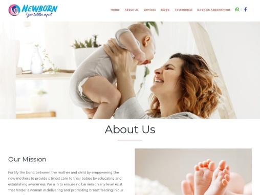 Newborn Baby | Best Newborn Care in Kerala, India – Newborn