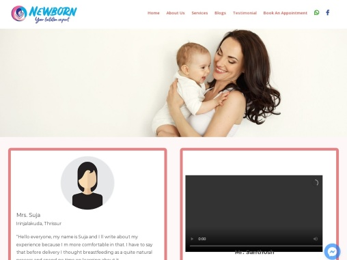 Womens Health   The Best Lactation Consultant In Kerala,India – Newborn
