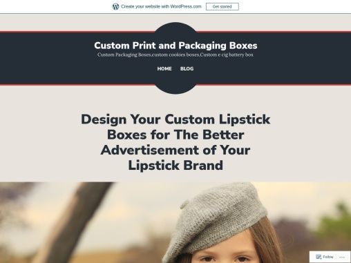 Custom Print and Packaging Boxes
