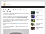 How Long To Leave Shea Butter In Hair – Beauty Tips – Hair Tips   New in Cart