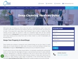 Deep Cleaning Services In Dubai | NewOmniyat