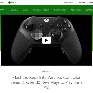 Meet the Xbox Elite Wireless Controller Series 2, Over 30 New Ways to Play like a Pro - Xbox Wire
