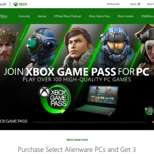 Purchase Select Alienware PCs and Get 3 Months of XGP for PC (Beta) Plus New Game Reveals for November - Xbox Wire