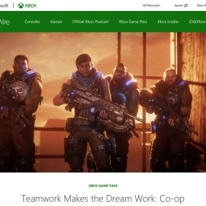 Teamwork Makes the Dream Work: Co-op Games to Enjoy with Xbox Game Pass - Xbox Wire