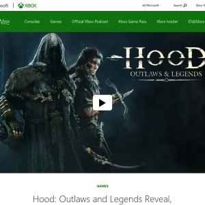 Hood: Outlaws and Legends Reveal, Coming to Xbox Series X and Xbox One in 2021 - Xbox Wire