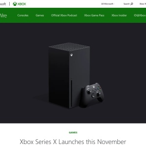 Xbox Series X Launches this November with Thousands of Games Spanning Four Generations - Xbox Wire