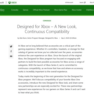 Designed for Xbox – A New Look, Continuous Compatibility - Xbox Wire