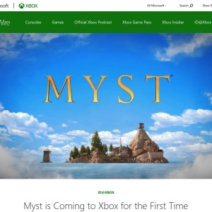 Myst is Coming to Xbox for the First Time on August 26 with Xbox Game Pass - Xbox Wire
