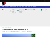 Top Resorts in New York of 2021 – Newsflurry