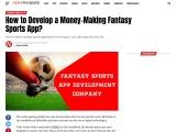 How to build fantasy sports app?