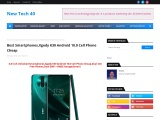 Best Smartphones,Xgody K30 Android 10.0 Cell Phone Cheap