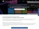 Web Development Company Toronto, Canada | Web Development Services