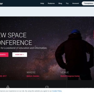 Conference Group — Smart Slider 3 — WordPress Plugin